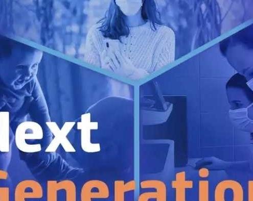 Cartel de NextGenerationEU